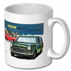 Austin Mini Countryman Mug