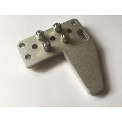 SEAT ADJUSTER BRACKETS PAIR
