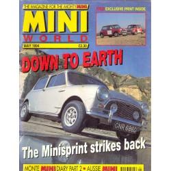 Mini World Magazine May 1994