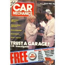 Car Mechanics Magazine April 1985