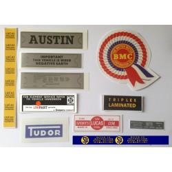 ADO16 Austin 1100 1300 Sticker Pack 9