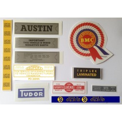 ADO16 Austin 1100 1300 Sticker Pack 7