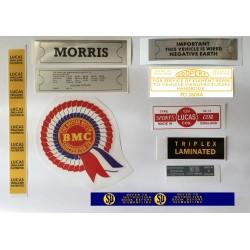 ADO16 Morris 1100 1300 Sticker Pack 7