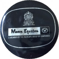 Mann Egerton Inchcape British Leyland Rover Triumph Austin Morris Mini Replica Tax Disc Holder