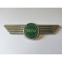 Rover Mini Wings Badge - Bonnet/Boot