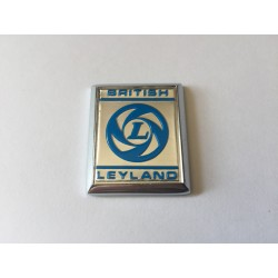 British Leyland A Panel Badge - Silver