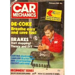 Car Mechanics Magazine February 1985