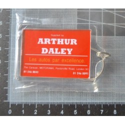 Arthur Daley Motorama Key Ring