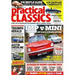 Practical Classics Magazine March 2013