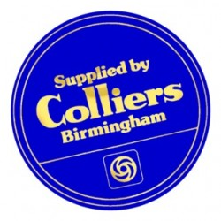 Colliers British Leyland of Birmingham Replica Dealer Sticker