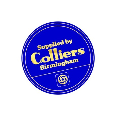 Colliers British Leyland of Birmingham Replica Dealer Sticker