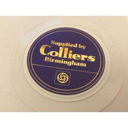 Colliers British Leyland of Birmingham Replica Tax Disc Holder