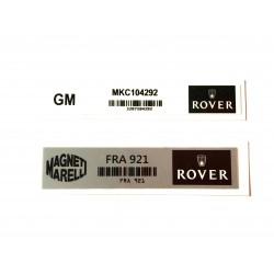 Rover Mini MPi 2 Piece Sticker Pack