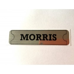 Morris Rocker Cover Sticker