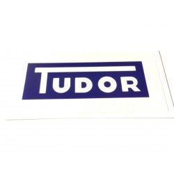 Tudor Screen Wash Bottle Replica Sticker ST124