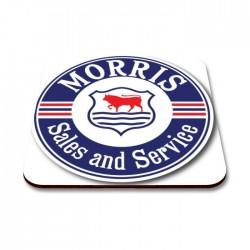 Morris Sales & Service Coaster Set