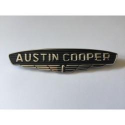 """""""Austin Cooper"""" Bonnet Badge for Mk1 Mini"""
