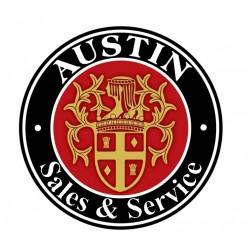 Austin Sales & Service Bumper Sticker