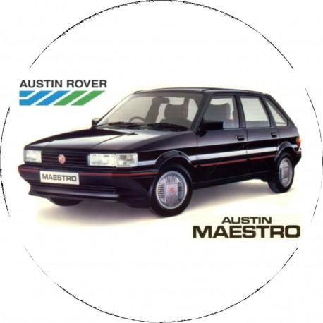 Design Your Own Austin-Rover Dealer Tax Disc Holder - Special Order