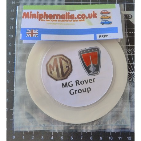 MG Rover Tax Disc Holder