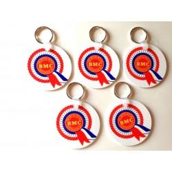 British Motor Corporation BMC Replica Key Ring