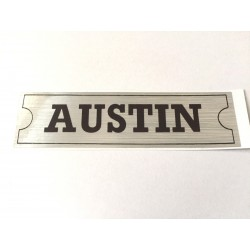 AUSTIN Rocker Cover Sticker LMG1032 ST136