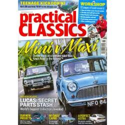 Practical Classics Magazine November 2019