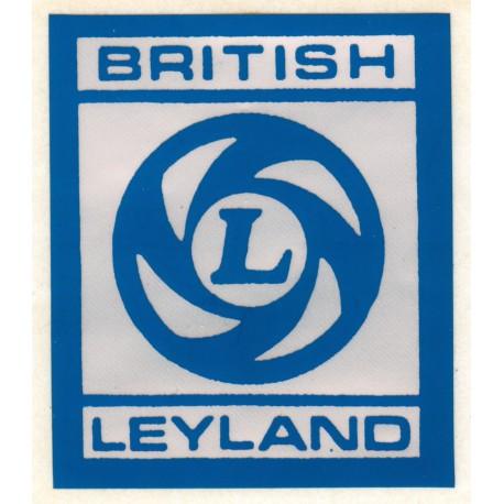 British Leyland Mini A-Panel Badge Substitute Sticker LMG1012a