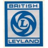 British Leyland Rocker Cover Sticker LMG1012