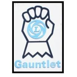 British Leyland Gauntlet Sign Canvas Art