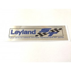LEYLAND ST Rocker Cover Sticker LMG1017