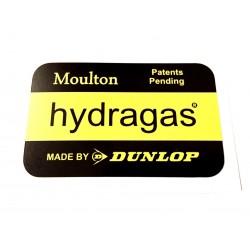 Moulton Hydragas Dunlop Sticker (Pair)