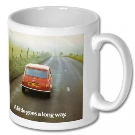 A Little Goes A Long Way Mini Mug