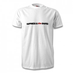 Happiness is MINI Shaped T-Shirt