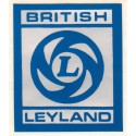 Leyland Mini Stickers