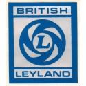 Leyland Stickers