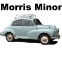 Morris Minor Sticker Packs