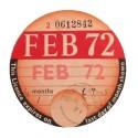 1970's Replica Tax Discs